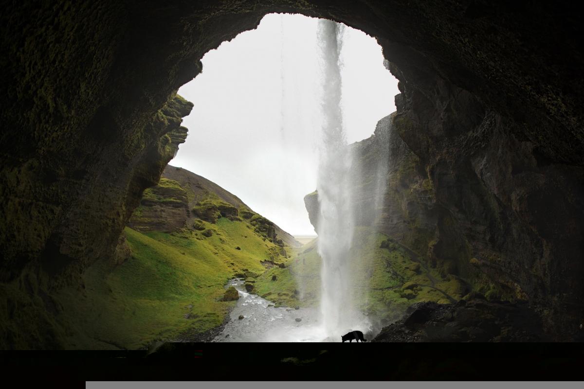 Wodospady-Islandiii